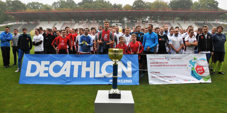 II Piłkarskie Mistrzostwa Instytucji Kultury