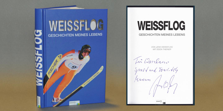 Niezwykły dar Jensa Weissfloga
