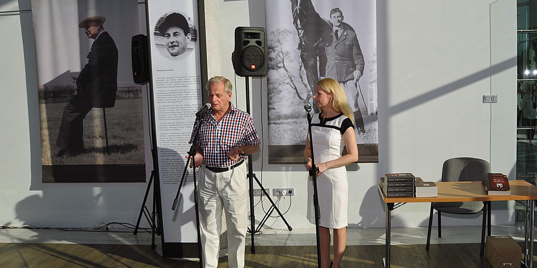 """Wernisaż wystawy ,,Władysław Byszewski - sportowiec i hodowca"""""""