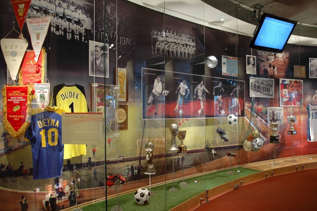 Картинки по запросу Muzeum Sportu i Turystyki w Centrum Olimpijskim