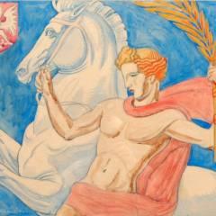 Zygmunt Kamiński - Apollo z koniem