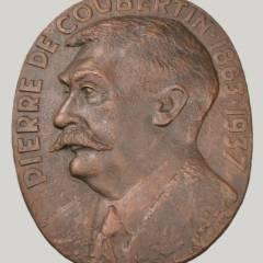 Alfons Karny - Pierre de Coubertin